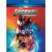 Video Delta DC's legends of tomorrow - Blu-Ray - Stagione 2