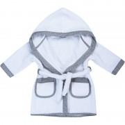 Bubaba ogrtač za kupanje bijeli 110-116