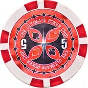 Ultimate póker zseton 5