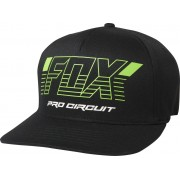 FOX Pro Circuit X Flexfit Cap L XL Svart