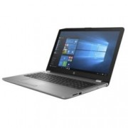 "Лаптоп HP 250 G6 (3VK25EA)(сребрист), двуядрен Kaby Lake Intel Core i3-7020U 2.3 GHz, 15.6""(39.62 cm) HD Anti-Glare Display(HDMI), 4GB DDR4, 500GB HDD, Free DOS, 1.86 kg"