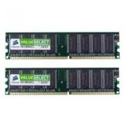 Corsair Value Select 2GB DDR-400 kit
