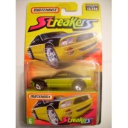Matchbox Streakers Ford Mustang Gt Concept Limited Edtion