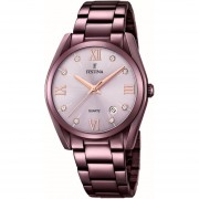 Reloj F16865/2 Morado Mujer Boyfriend Collection Festina