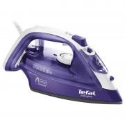 Ютия, Tefal Easygliss, 2300W, steam 0-40g/min, shot of steam 130g/min, anti-drip, auto-off, Purple (FV3930E0)