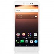 Alcatel A3 XL White/Silver