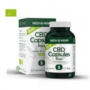 Medihemp CBD capsules 5% - 30caps