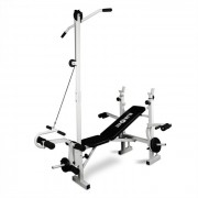 Klarfit Bancă pt. exercitii FIT-HB2RT Multi Gym Weight Bench (FIT-HB2RT)