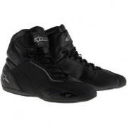 ALPINESTARS Boots ALPINESTARS Stella Faster-2 Waterproof Lady Black / Gunmetal