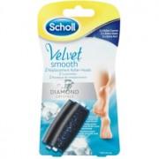Scholl Velvet Smooth cap de schimb pentru pila electrica de calcaie 2 pc