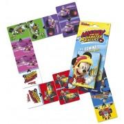 Jocuri de cărți Mickey And The Roadsters Fournier (ES) Domino