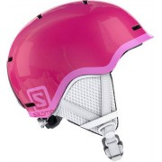 Salomon Grom JR Skihelm (Pink)