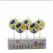Set 5 lumanari tort tema Mickey Mouse Domi Party and Gifts