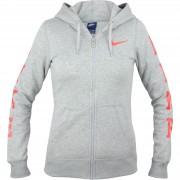 Hanorac femei Nike Club FZ Hoody-Graphic 1 725836-063