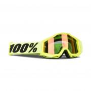 100% Crossbril 100% Accuri Kinderen Geel - Geel