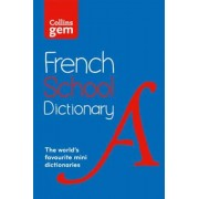 Collins Gem French School Dictionary, Paperback