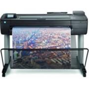 HP Impresora de gran formato HP Designjet T730 color térmica a0
