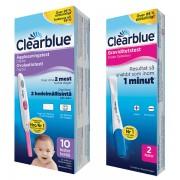 Clearblue Startpaket - ägglossningstest och graviditetstest