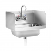 Commercial Hand Wash Basin - Incl. Armature