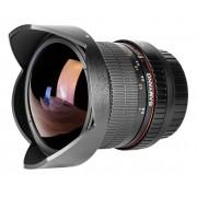 samyang 8mm f/3.5 umc fish-eye cs ii - canon - 2 anni di garanzia