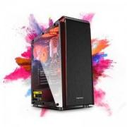 Кутия за настолен компютър Segotep Raynor Tower T3 Black