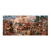 Puzzle Castorland 600 panoramic The battle of Grunwald Jan M