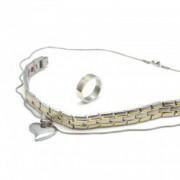 Set bijuterii magnetice cod VOX 1004