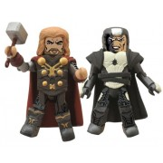 Diamond Select Toys Marvel Minimates: Thor 2: Series 53 Thor and Malekith Action Figure, 2-Pack