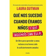 Qua Nos Sucedia Cuando Aramos Niaos y Qua Hicimos Con Ello / What Happened to Us When We Were Children and What We Did with It: A Book for Learning to, Paperback/Laura Gutman