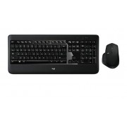 Logitech MX900 Performance Premium Backlit Keyboard and MX Master Mouse Combo