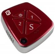 V42 WCDMA 3G GPS Tracker Rastreo En Tiempo Real Sos Communicator Colgante Con Camara, GPS + WIFI + Lbs, Respuesta Modos, Modo Silencioso, Alarma, Foto, GEO - Valla (rojo)