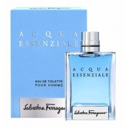 Salvatore Ferragamo Acqua Essenziale 100Ml Per Uomo (Eau De Toilette)