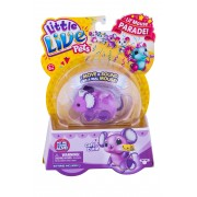 LITTLE LIVE PETS SORICEL ELECTRONIC S4 - CAFE CUTE / TINY ANGEL / PARTY PATTY / KISSY BETTER / BLOSSOM TOP / POPPY LOU - MOOSE (28302)