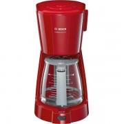 Cafetiera BOSCH CompactClass Extra TKA3A034, 1100W, 1.25l, Rosu
