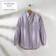 BDO The BDO-Shirt No. 42, Kariert, 45/46 cm - Weiss/Blau/Rot