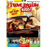 I Love English for Kids - Abonnement 12 mois