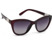 INVU Cat-eye Sunglasses(Grey)