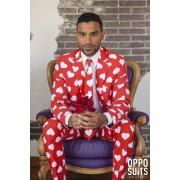 Opposuits Carnavalkostuum - Rood
