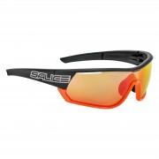 Salice 016 RW Mirror Sunglasses - Black/Yellow