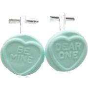 Love Heart Cufflinks -