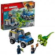 Lego Juniors 10757, Velociraptor – räddningsbil