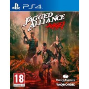 THQ Nordic PS4 Jagged Alliance: Rage