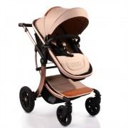 Cangaroo Kombinovana kolica za bebe Sofie Beige (CAN4478)