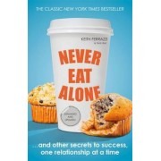 Never Eat Alone, Paperback
