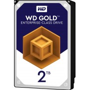 "Western Digital WD Gold WD2005FBYZ 2TB - Vaste schijf - intern - 3.5"" - SATA 6Gb/s - 7200 tpm -buffer: 128 MB"