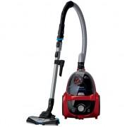 Aspirator fara sac Philips PowerPro Active FC9532/09, 750 W, 1.7 l, Super Clean Air, Rosu