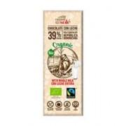 Minitableta Ciocolata Bio cu Lapte Pronat 25gr