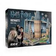 Jucarie Harry Potter Hogwarts Great Hall 3D Jigsaw