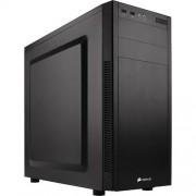 Carcasa Carbide 100R Silent Edition, MiddleTower, Fara sursa, Negru