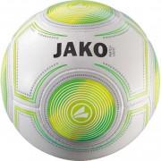 Jako Fußball MATCH LIGHT 290g - weiß/gelb/JAKO blau   3